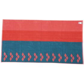 arena Beach Multistripes Towel, floreale/galapagos